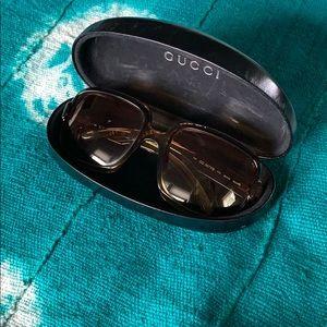 Gucci Ombré Sunglasses